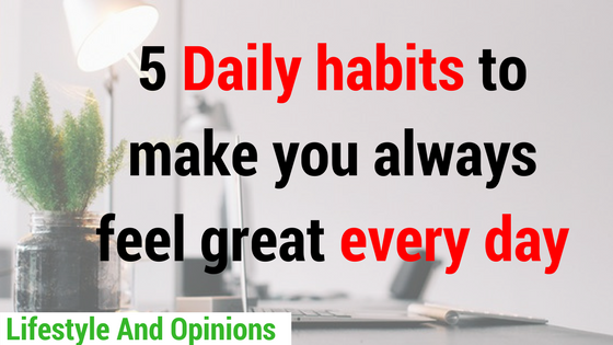 daily habits, morning routines, healthy daily habits, daily habits of successful people, daily routine, /productivity/self-improvement ideas/self care